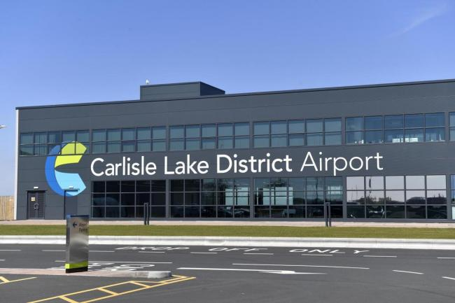 BID MADE: Carlisle Lake District Airport is part of the proposal