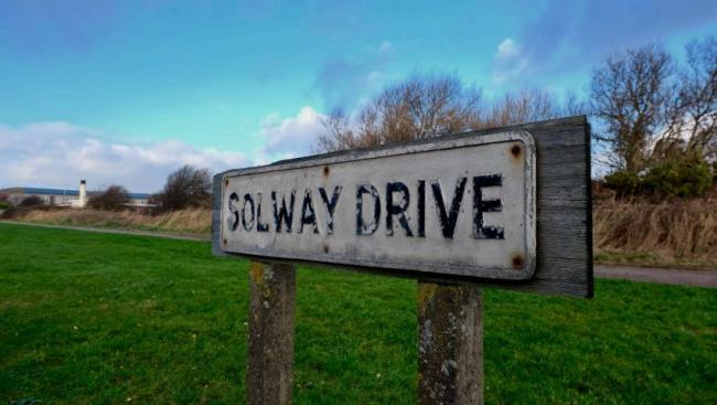 The Solway Drive site