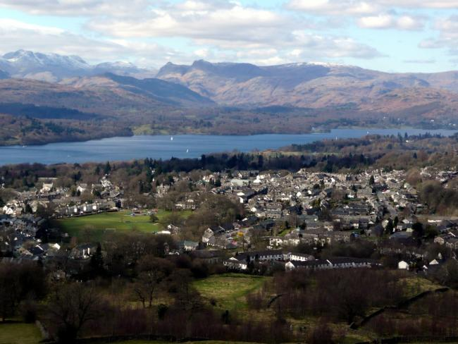 Bowness is one of the Lake District's most popular areas for visitors