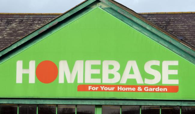 Homebase has been named as the worst online retailer in the UK in 2019.