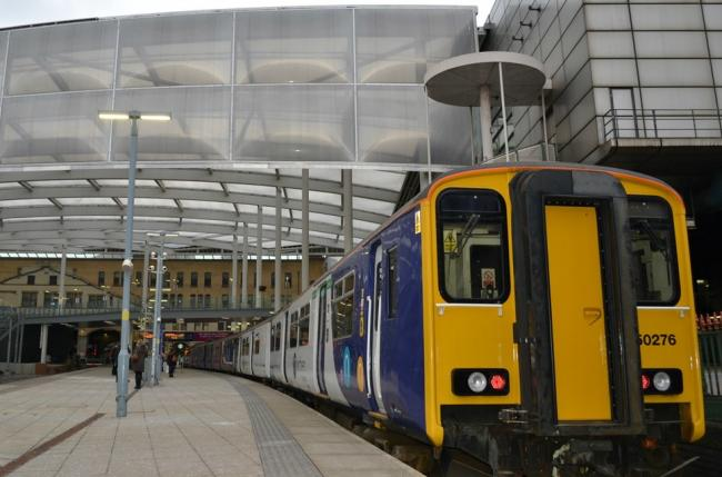 Northern rail: The company has introduced a range of measures to tackle the Coronavirus crisis. Photo: Northern