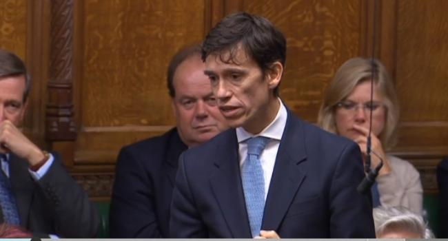 "RORY Stewart warned that political parties are ""dragging towards the extremes"" as he plots his political path from Cumbria to the capital."