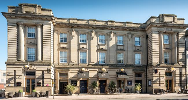 Partnership: The Halston Aparthotel in Carlisle