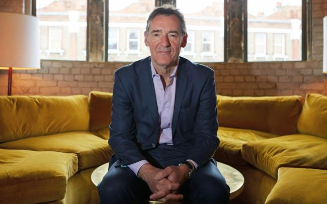 Lord Jim O'Neill, vice chair of the Northern Powerhouse Partnership