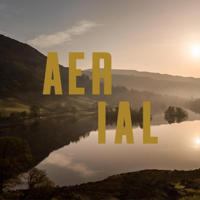 The Aerial festival will take place around Ambleside and Windermere in March next year