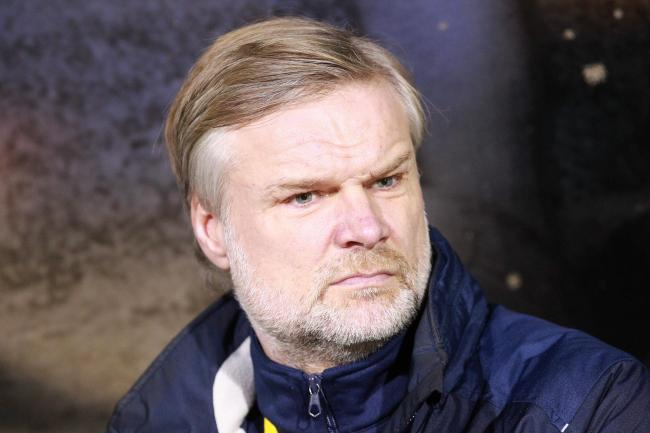 Steven Pressley says he did not see the sack coming (photo: Richard Parkes)