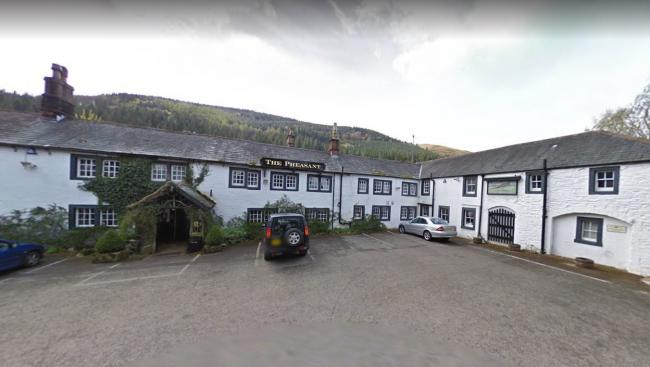 SOLD: The Pheasant, Bassenthwaite Lake             Picture: Google Streetview