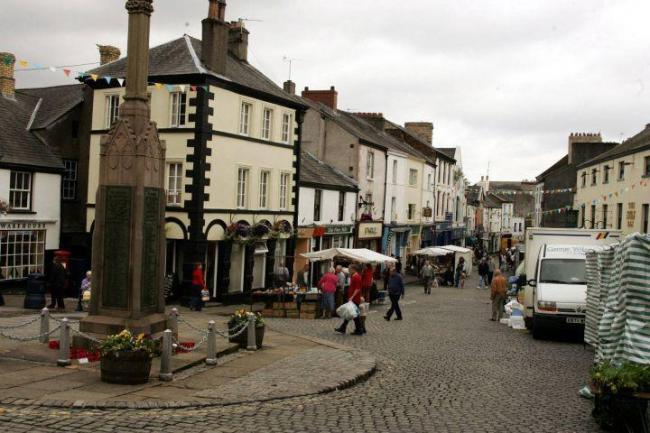 A bid has been made by Ulverston for Borderlands Growth Deal funding