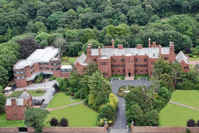 CLOSURE: Abbey House Hotel and Gardens
