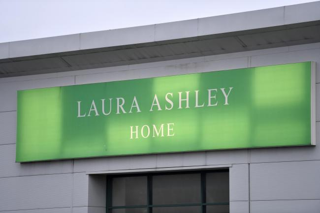 The Laura Ashley Home store on London Road Retail Park in Carlisle