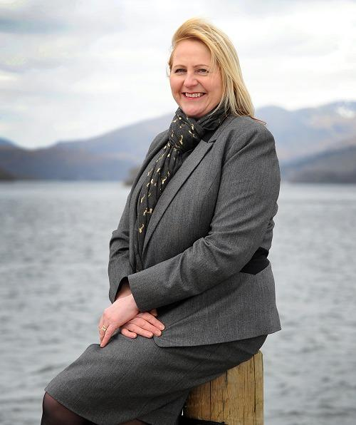 Alison Magee-Barker, of AJ Lakes Consultancy in Cumbria