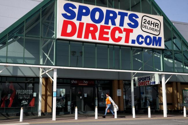 Sports Direct Hikes Prices On Sports Equipment Following Store U Turn In Cumbria Media gallery for sports direct www.sportsdirect.com. sports direct hikes prices on sports