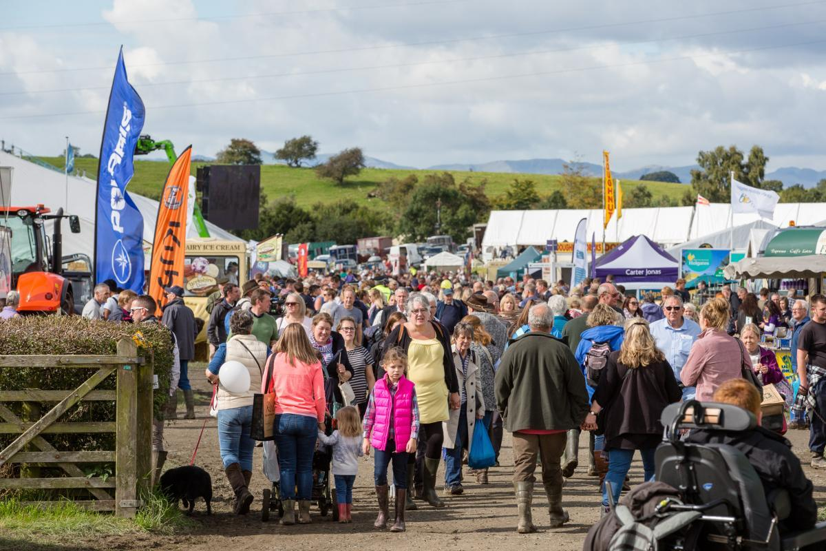 ACTION: The Westmorland County Show in 2017