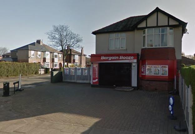 PROPOSAL: The former Bargain Booze shop in Stanwix could be turned into a takeaway       Picture: Google Street View