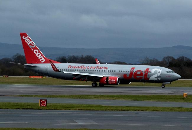 Jet2: Here's the deadline to change a booking without an admin fee. Picture:  Peter Byrne/PA Wire