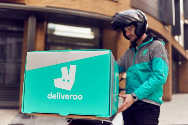 Deliveroo PR library imagery © Mikael Buck / Deliveroo