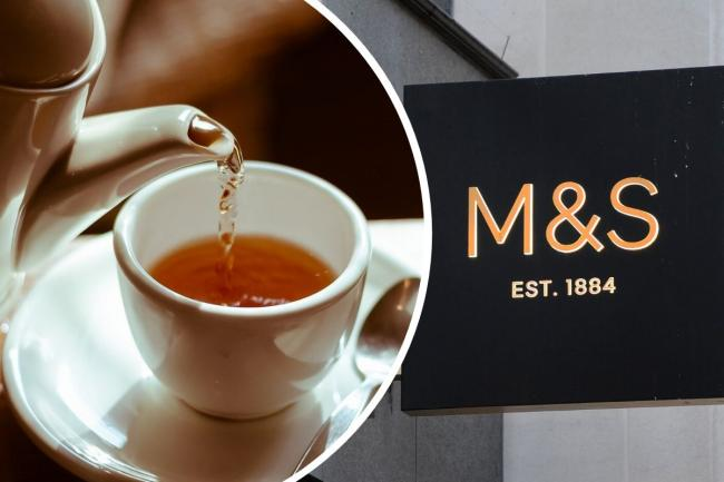 Marks & Spencer reopens 118 of its cafes across the UK. Picture: Newsquest