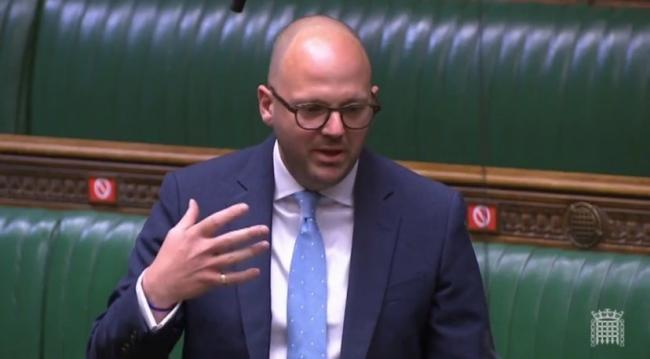 STAGGERED: MP Simon Fell calls latest figures staggering