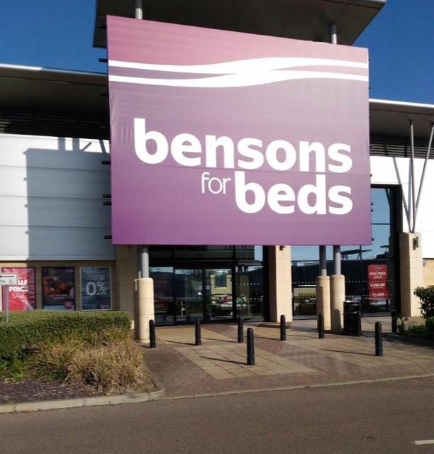 Virtual: Appointments are available at Bensons for Beds