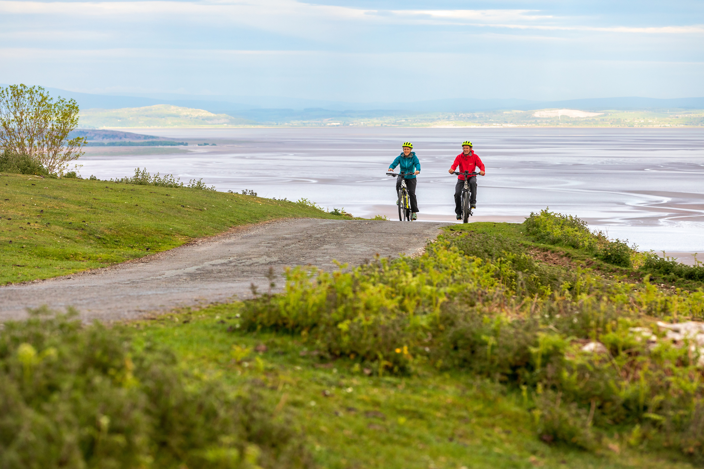The Bay Cycleway (credit Cumbria Tourism)