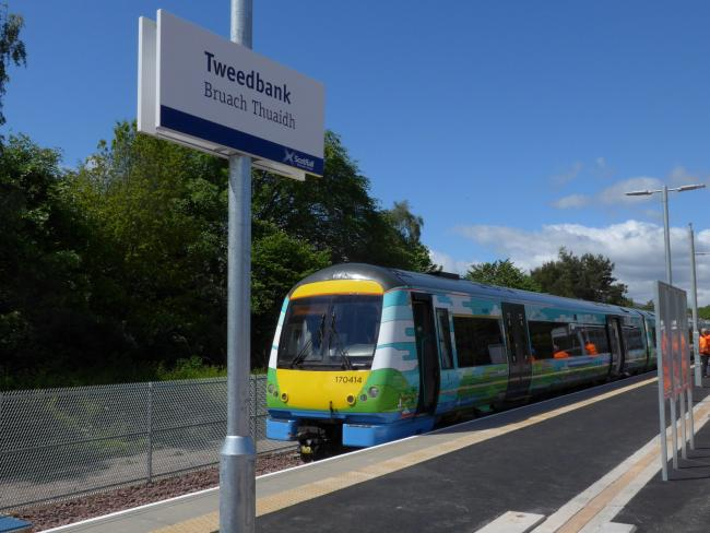 Hopes grow for new economy-boosting Borders Railway extension
