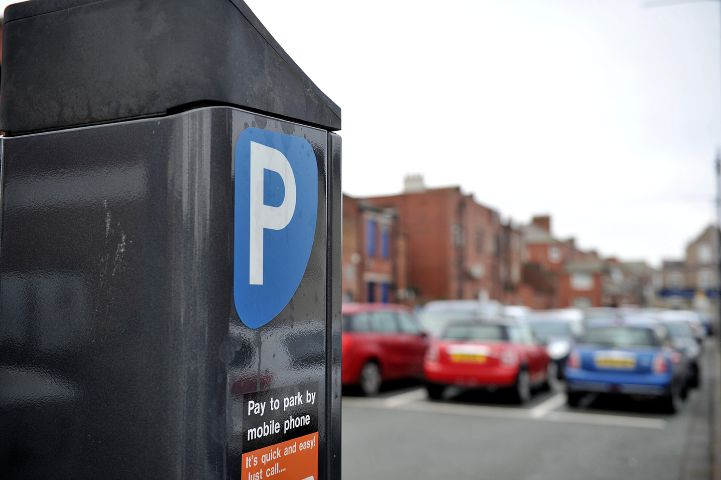 Revealed The Cash Councils Pocket Because Parking Machines Don T Give Change In Cumbria