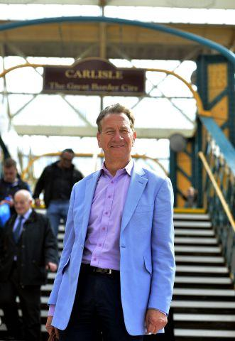 Former Conservative MP and TV personality Michael Portillo