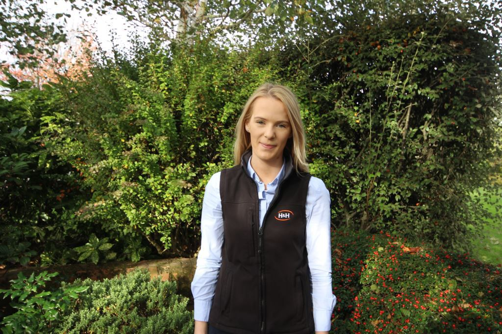 Katie Proctor, of H&H Land and Property