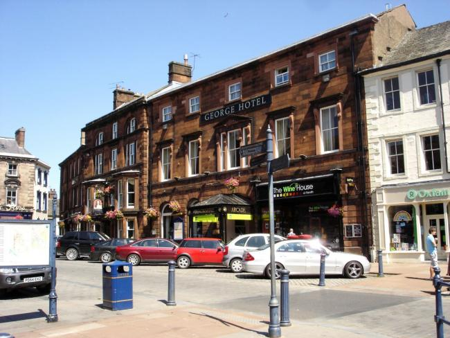 Penrith's George Hotel sold to Everbright Group | In Cumbria