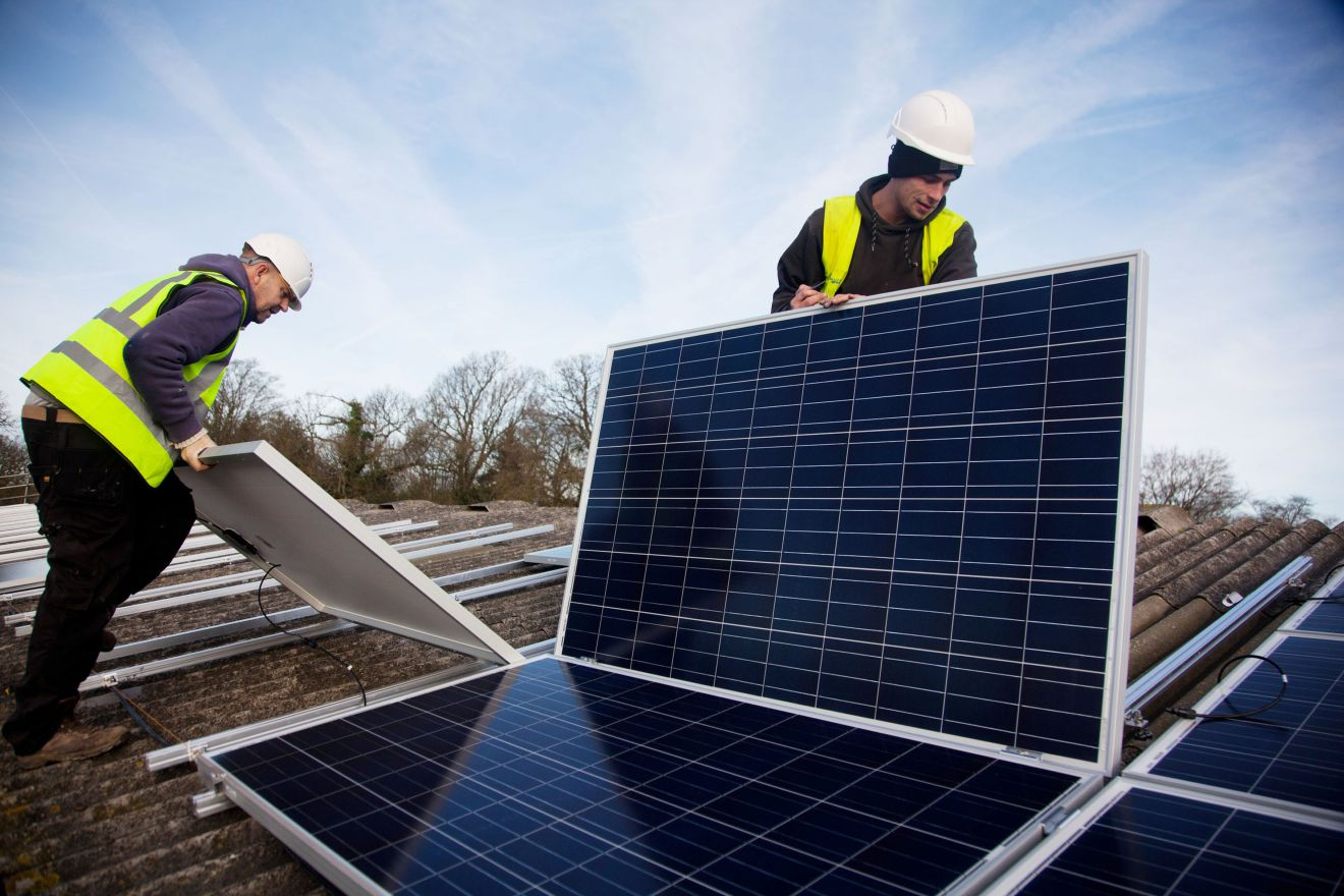Community-owned solar energy scheme launched