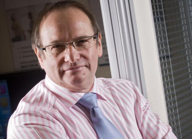 Cumbria Chamber of Commerce chief executive Rob Johnston