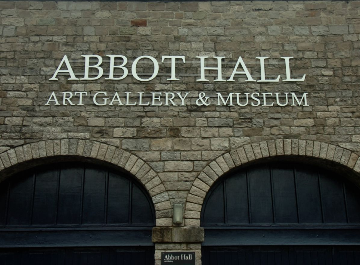£100,000 grant to help transform Abbot Hall Art Gallery and Museum