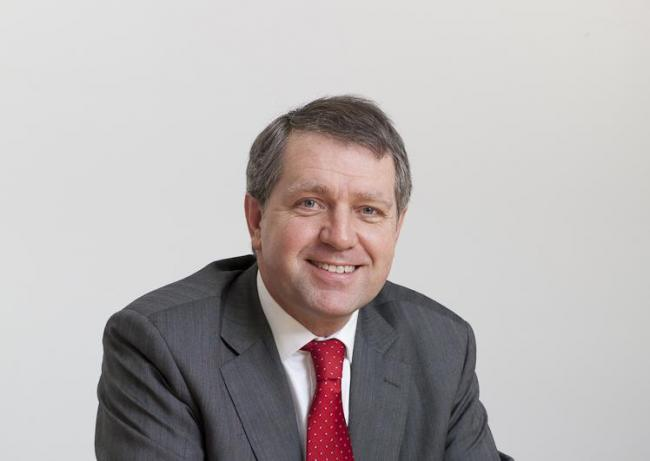 Nick Henry, chief executive of James Fisher