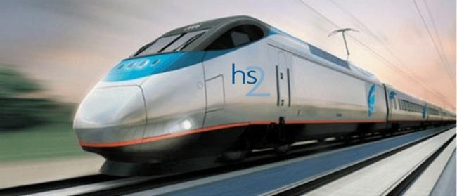 CONCERNED: An MEP thinks the HS2 project is a bad idea