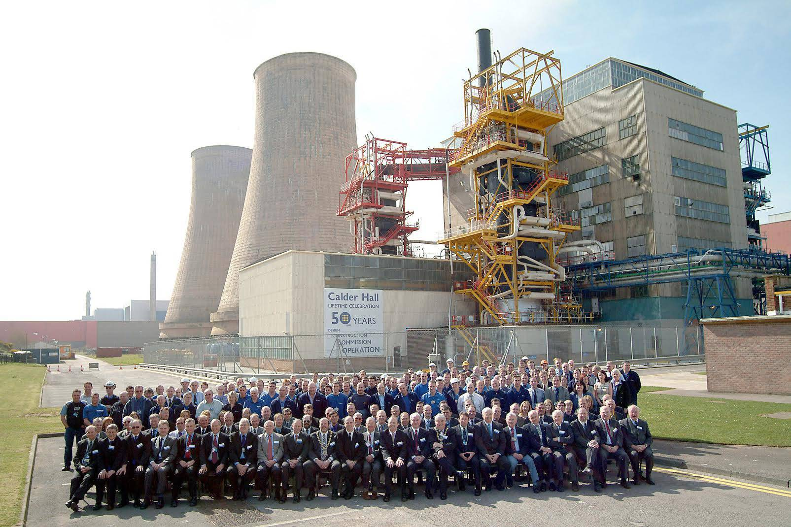 Calls to make Calder Hall first nuclear reactor in UK to be decommissioned