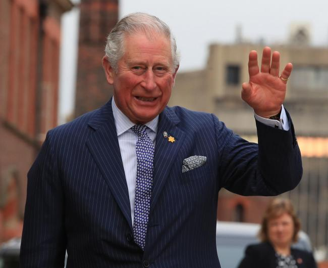 The Prince of Wales will visit Cumbria next month