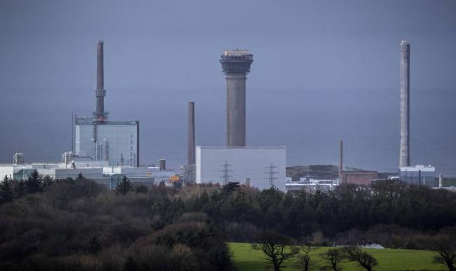 LEAK: Radioactive water is leaking from the Magnox Swarf Storage Silo at Sellafield