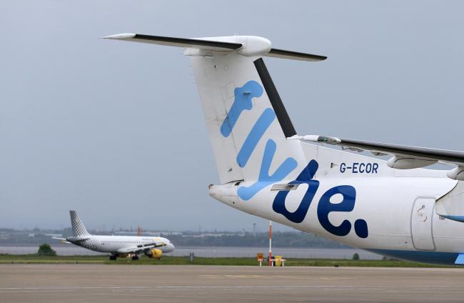 Flybe 'in rescue talks' over collapse