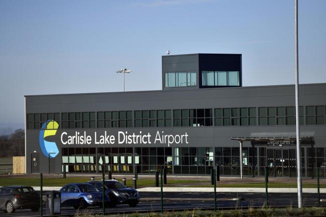 Carlisle Lake District Airport ready for action