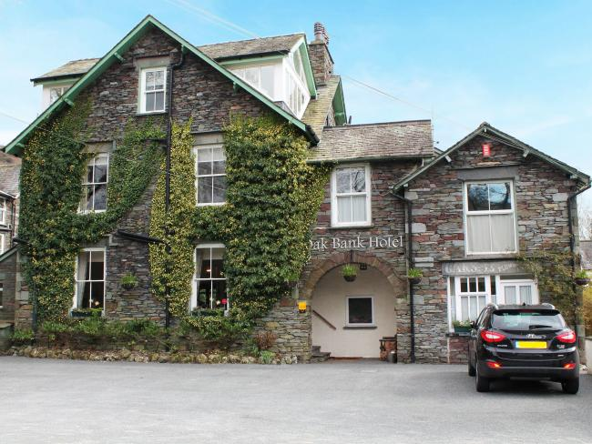 The Oak Bank Hotel, Grasmere