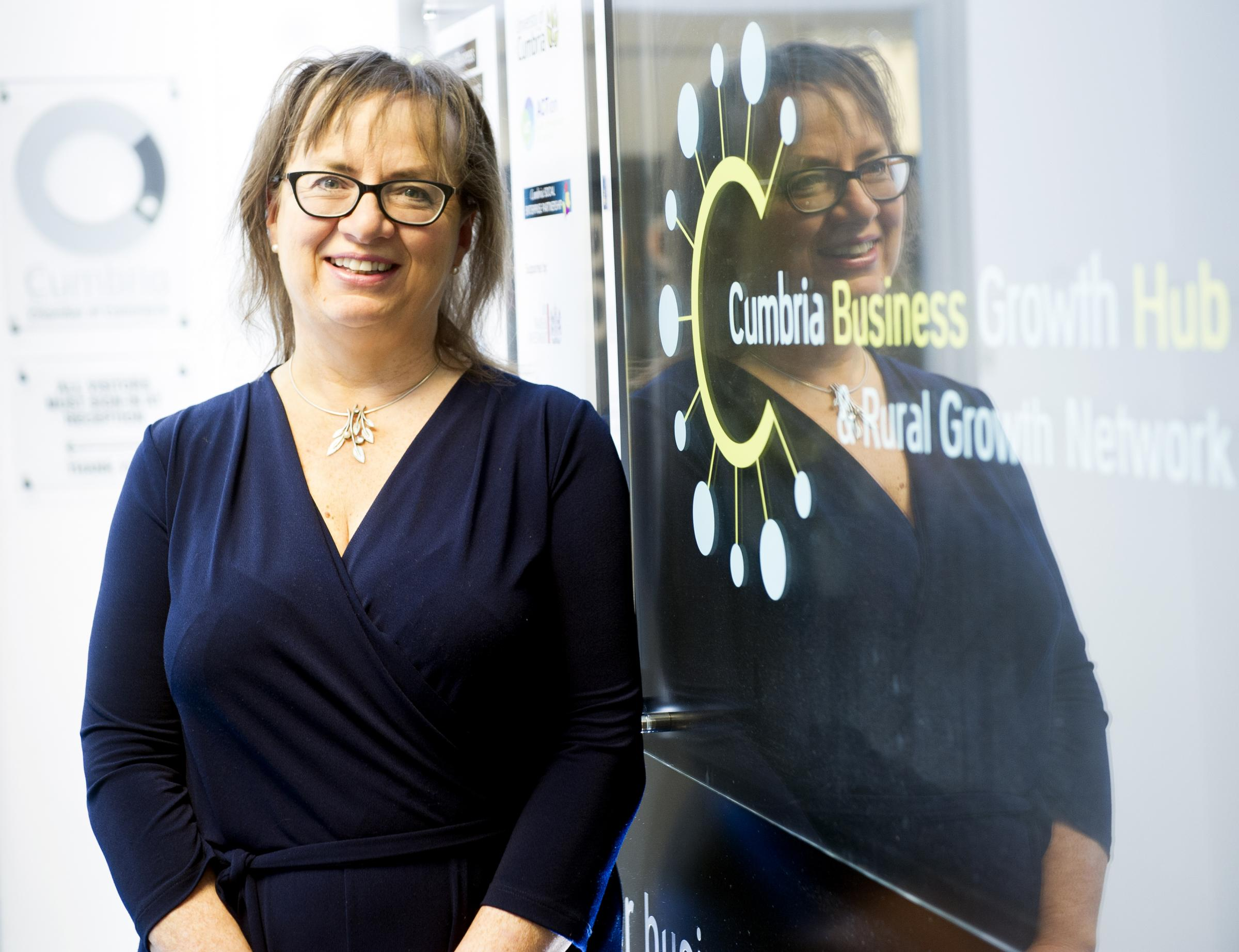 Suzanne Caldwell, deputy chief executive, Chamber of Commerce