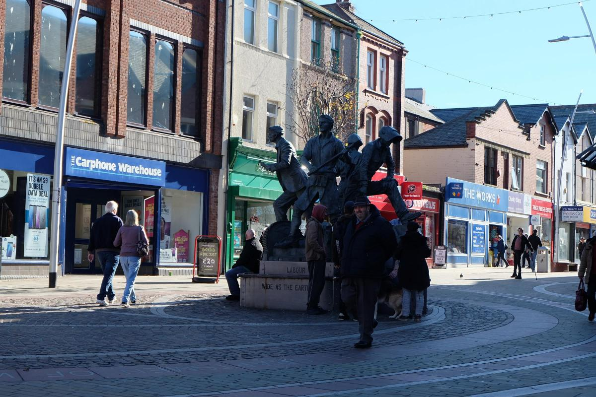 Barrow bids for slice of £675m Future High Streets Fund