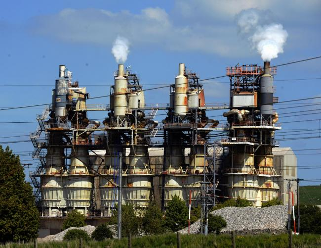 Scrapped joint venture involving Shap quarry to create steel